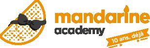 MandarineAcademy_Logo10ans FR_100
